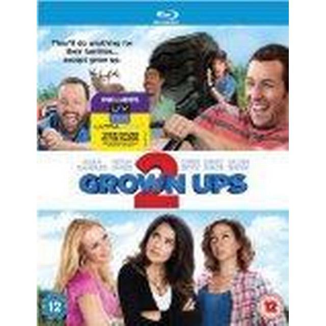 Grown Ups 2 [Blu-ray] [2013]